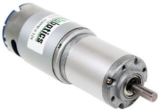 165 RPM HD Premium Planetary Gear Motor