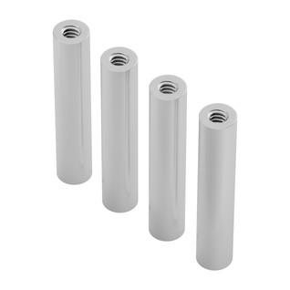 "1.32"" Length, 1/4"" OD Round Aluminum Standoff (6-32 Thread)"