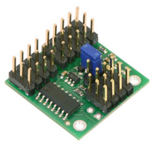 4-Channel RC Servo Multiplexer