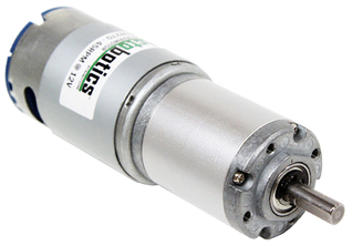 1,621 RPM HD Premium Planetary Gear Motor