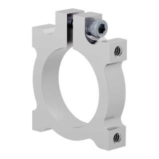 25mm Bore Side Tapped Clamping Mount