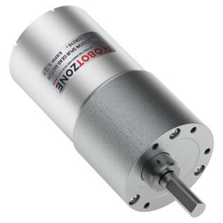6 RPM Precision Spur Gear Motor