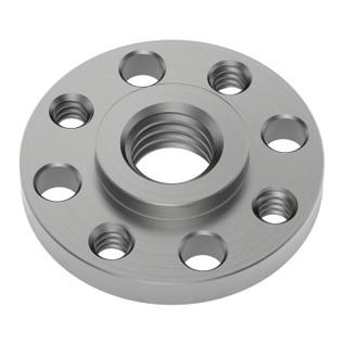 M8 x 1.25mm Round Screw Plate