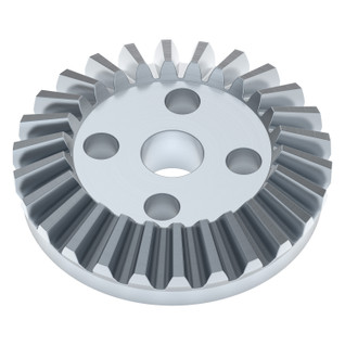 """26 Tooth, 1/4"""" Bore, 20 Pitch, Hub Mount Bevel Gear"""