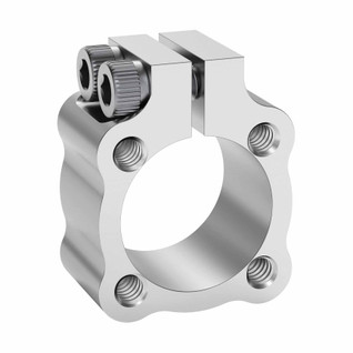 Dual Pinch Bolt Clamping Hubs