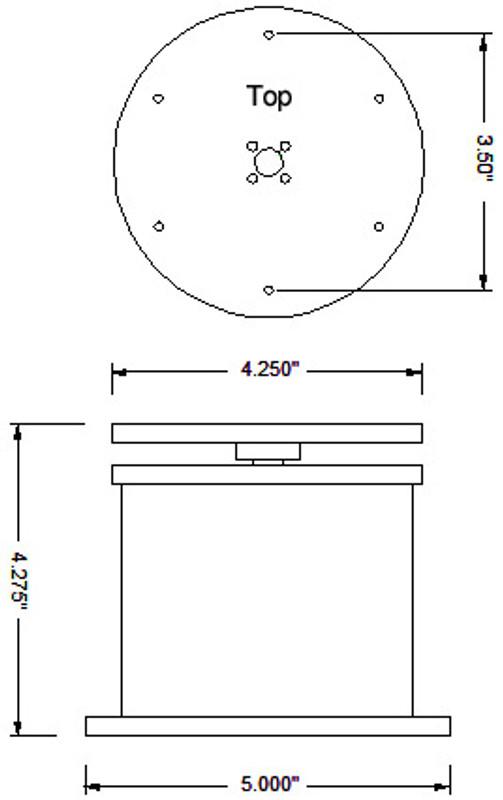 DDP155 Base Pan