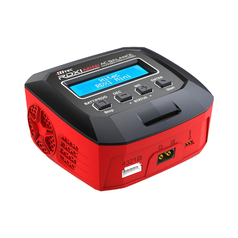 Hitec RDX1 Mini AC Charger