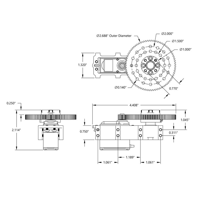 SG20-70-CR Schematic