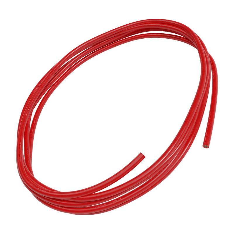 10AWG Premium Silicone-Jacket Wire  (3M Length)