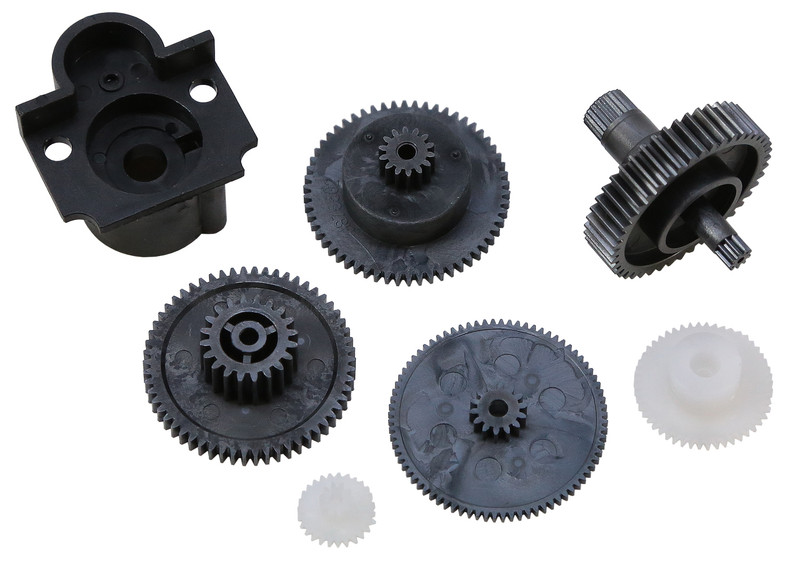 55012 Hitec OEM Replacement Gear Set