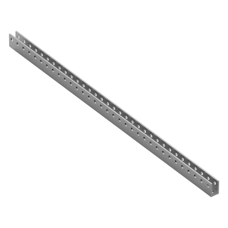 """U-Beam (33 Hole, 12.32"""" Length)"""