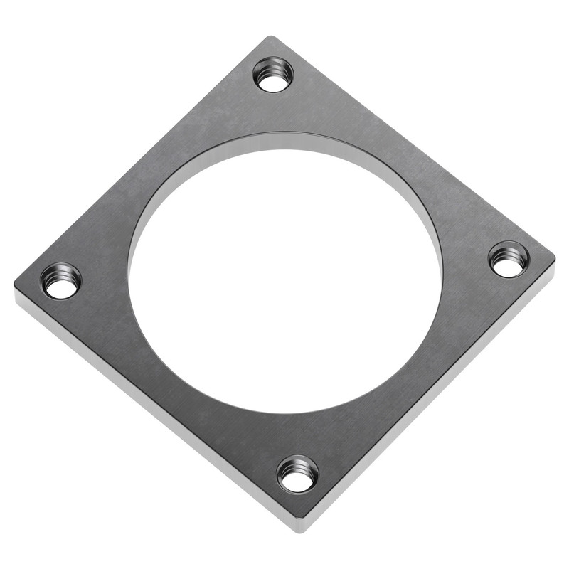 Large Square Screw Plate