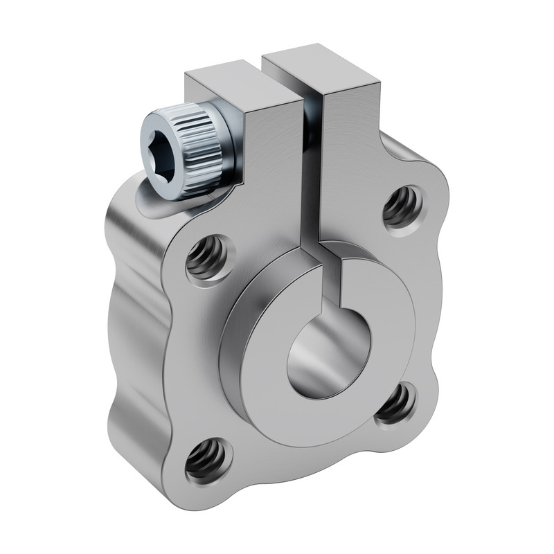 "6mm (0.770"") Clamping Hub"