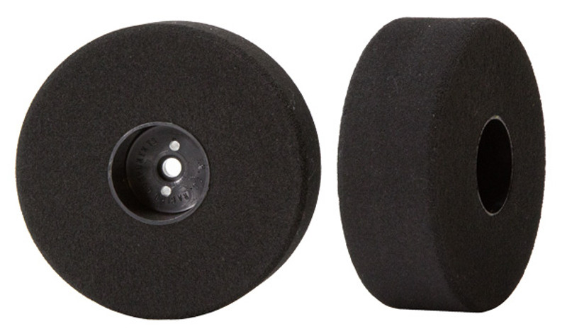 "4.00"" Foam Wheel (2 pack)"