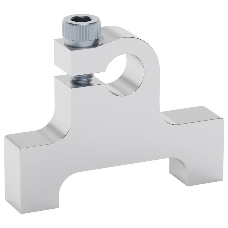 "1/4"" Bore Bottom Tapped Clamping Mount"