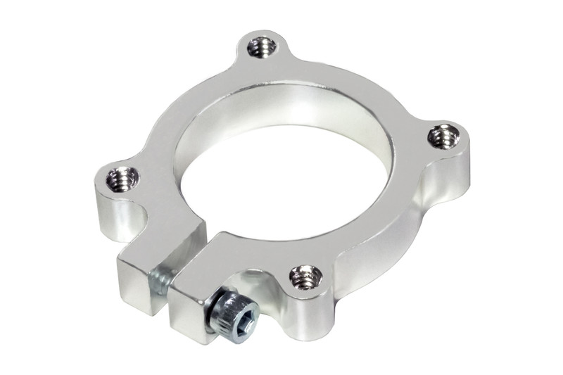 "1"" Bore, Face Tapped Clamping Hub, 1.50"" Pattern"