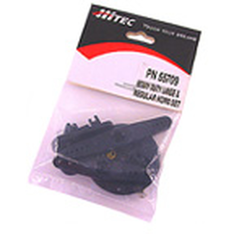Hitec OEM Servo Arm Set (C24T Spline)