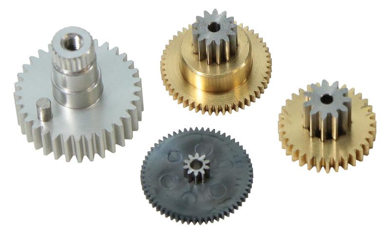 55341 Hitec OEM Replacement Gear Set