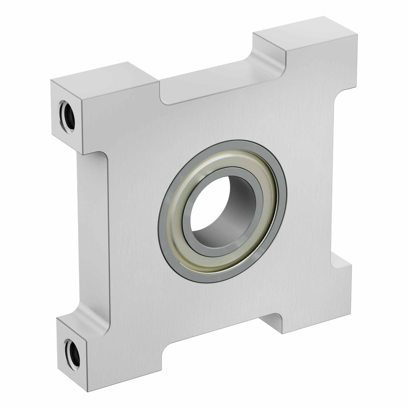 8mm Bore Side Tapped Pillow Block