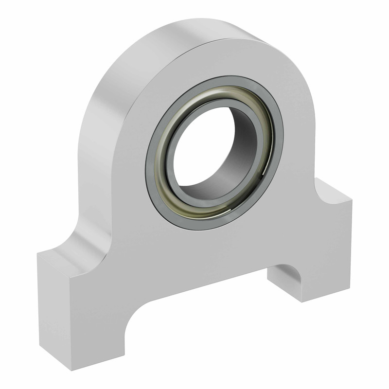 "3/8"" Bore Bottom Tapped Pillow Block"
