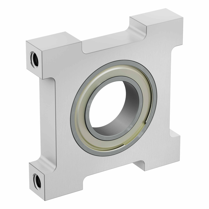 12mm Bore Side Tapped Pillow Block