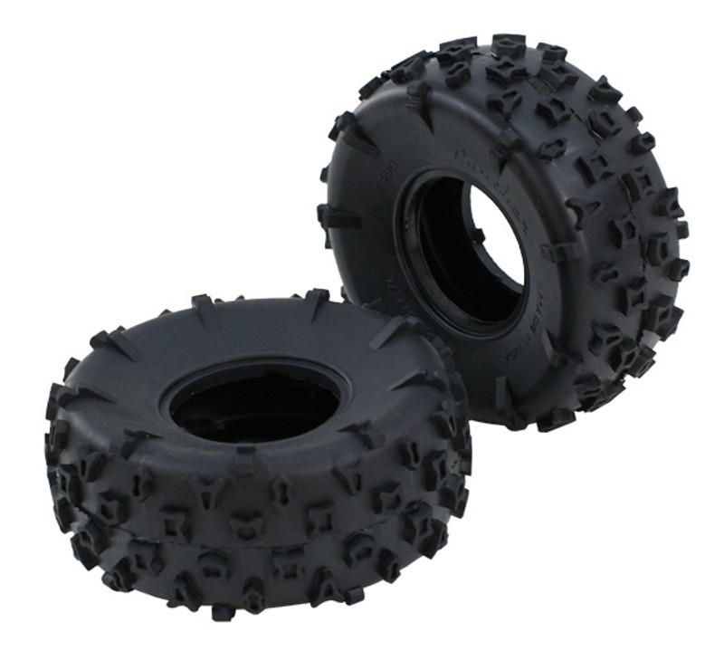"5.4"" Off-Road Robot Tires (2 pack)"