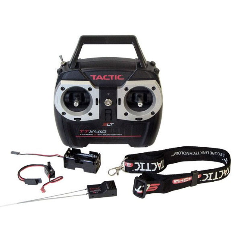 Tactic TTX410 Transmitter w/TR635 Receiver