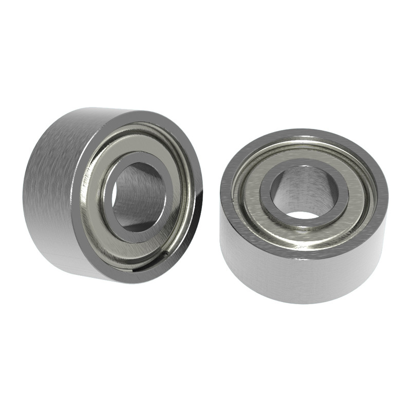 "1/8"" ID x 5/16"" OD Non-Flanged Ball Bearing (2 pack)"