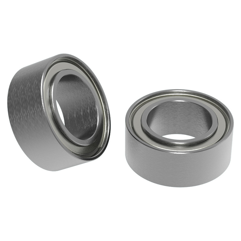 """3/16"""" ID x 5/16"""" OD Non-Flanged Ball Bearing (2 pack)"""