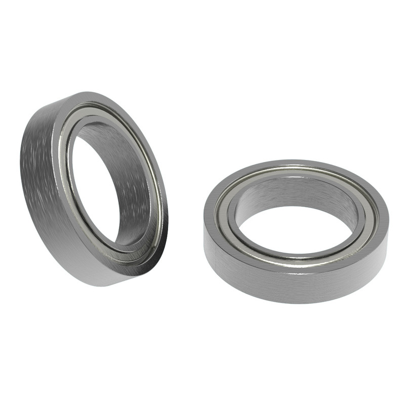 """1/2"""" ID x 3/4"""" OD Non-Flanged Ball Bearing (2 pack)"""