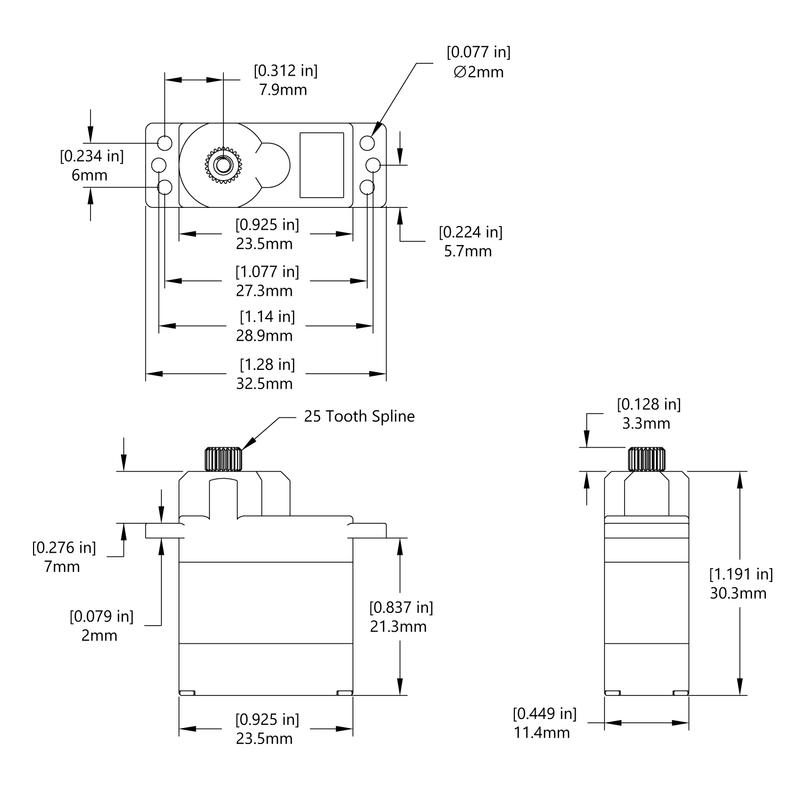 HS-70MG Schematic
