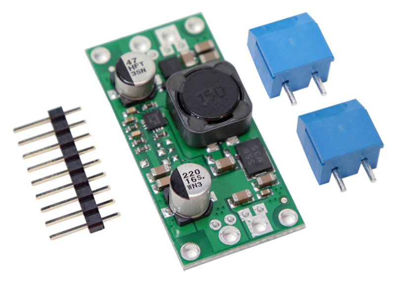 5V Step Up / Down Voltage Regulator