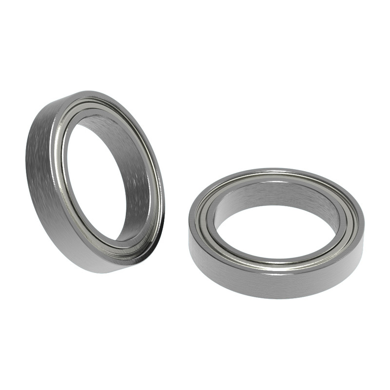 "5/8"" ID x 7/8"" OD Non-Flanged Ball Bearing (2 pack)"