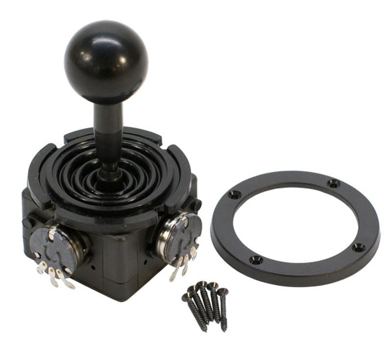2 Function Joystick (Ball Stick)
