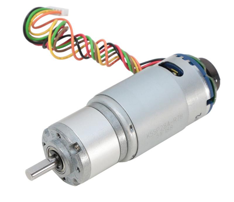 23 RPM HD Premium Planetary Gear Motor w/Encoder