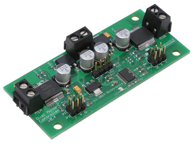 Assembled Actobotics® Dual Motor Controller