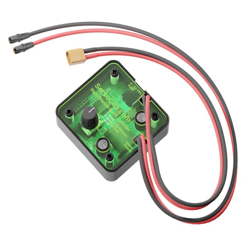 Digital Manual Speed Controller