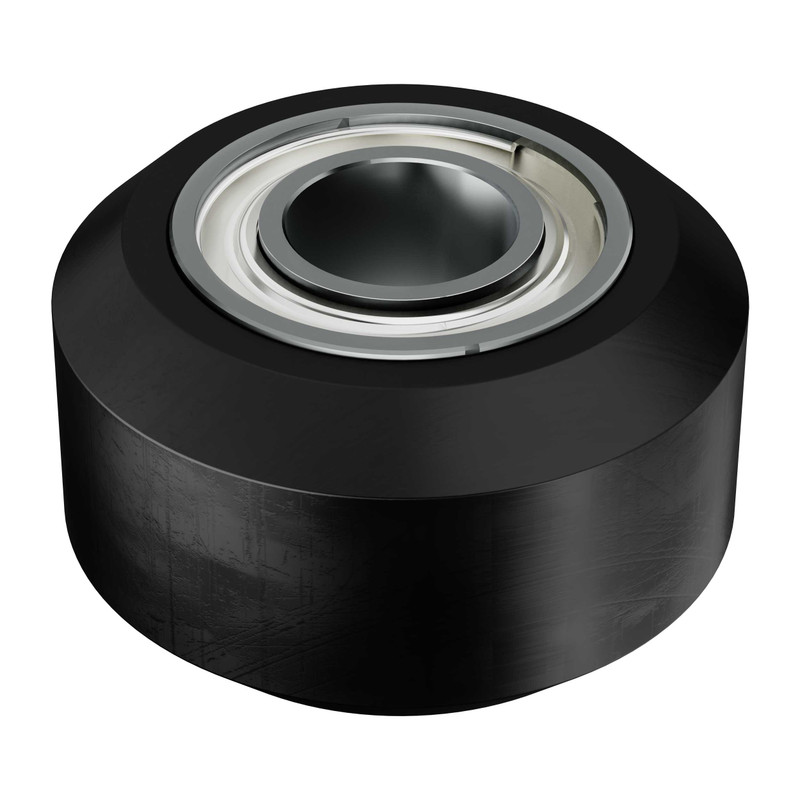 V-Wheel with Ball Bearings