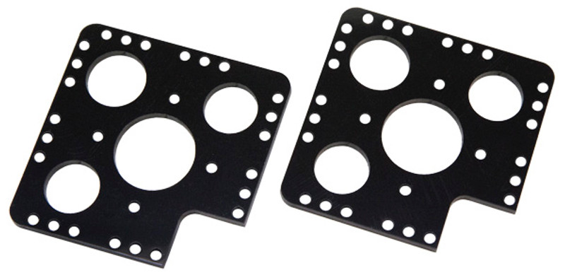 Dolly Wheel Drive Plate (2 pack)