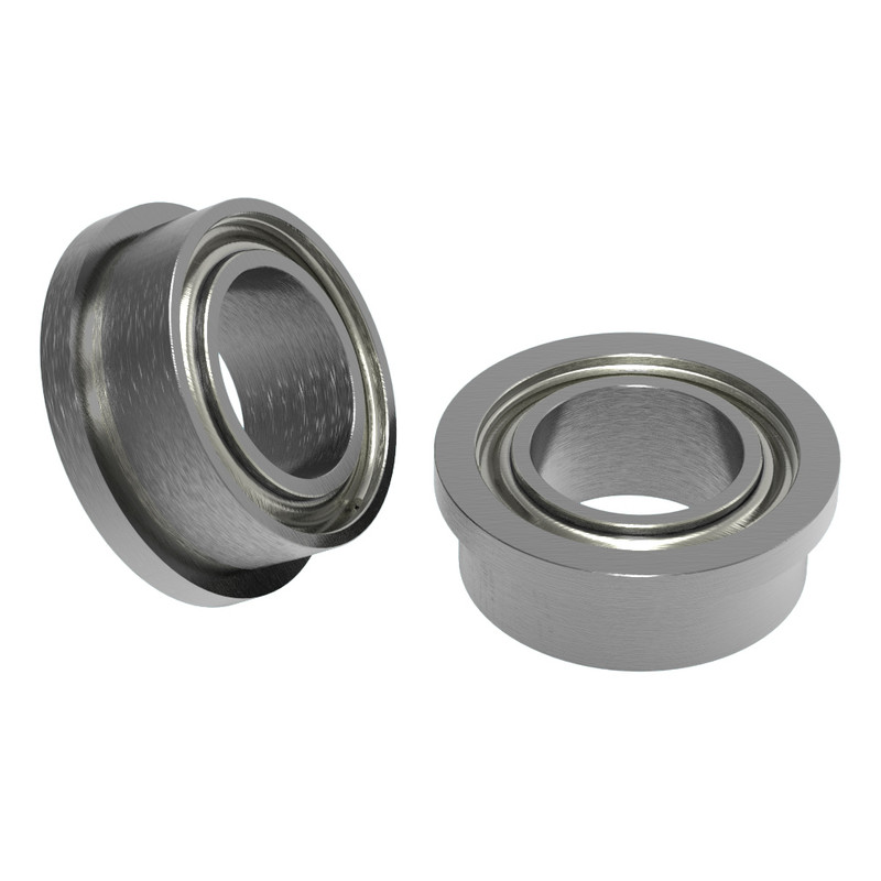 "3/16"" ID x 5/16"" OD Flanged Ball Bearing (2 pack)"