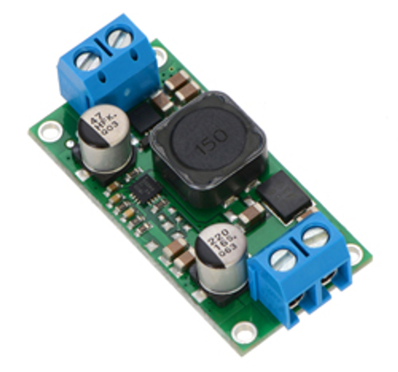 9V Step Up / Step Down Voltage Regulator
