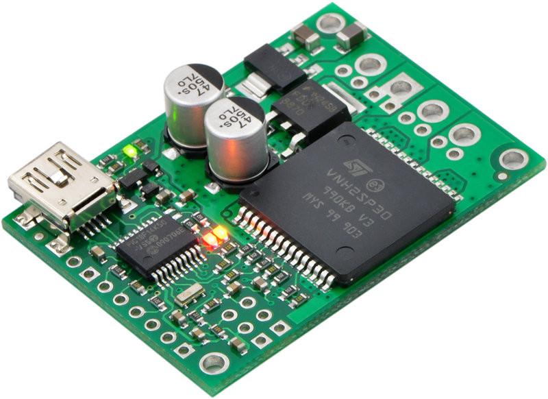 Jrk 12v12 USB Motor Controller