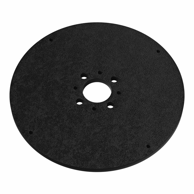 "1"" Bore Hub Mount Disc (ABS)"