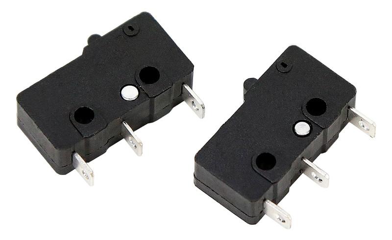SPDT Miniature Limit Switch (2 pack)