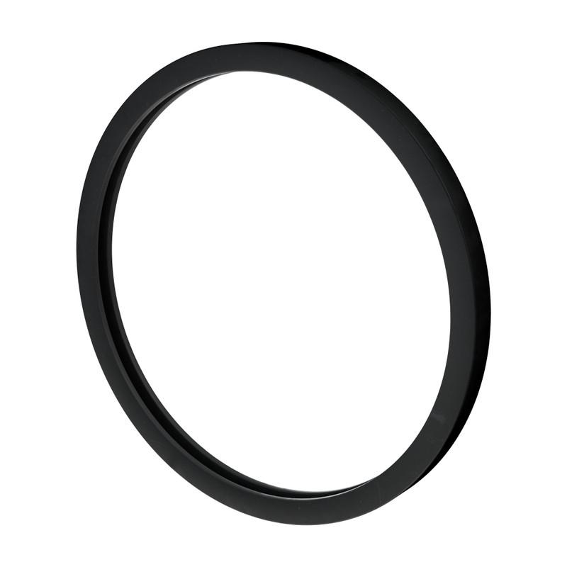 """3.65""""ID x 0.125""""W Rubber Lip Ring"""