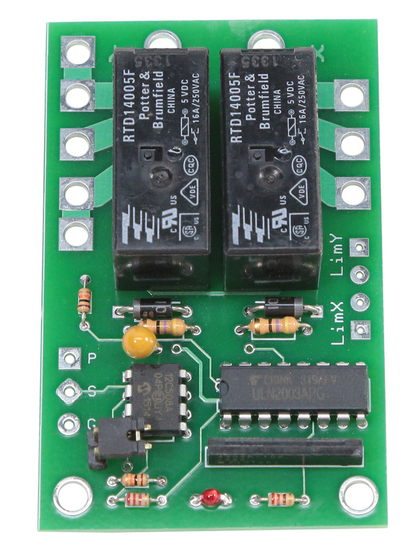 Electronic PWM Controlled Dual Relay (12A)