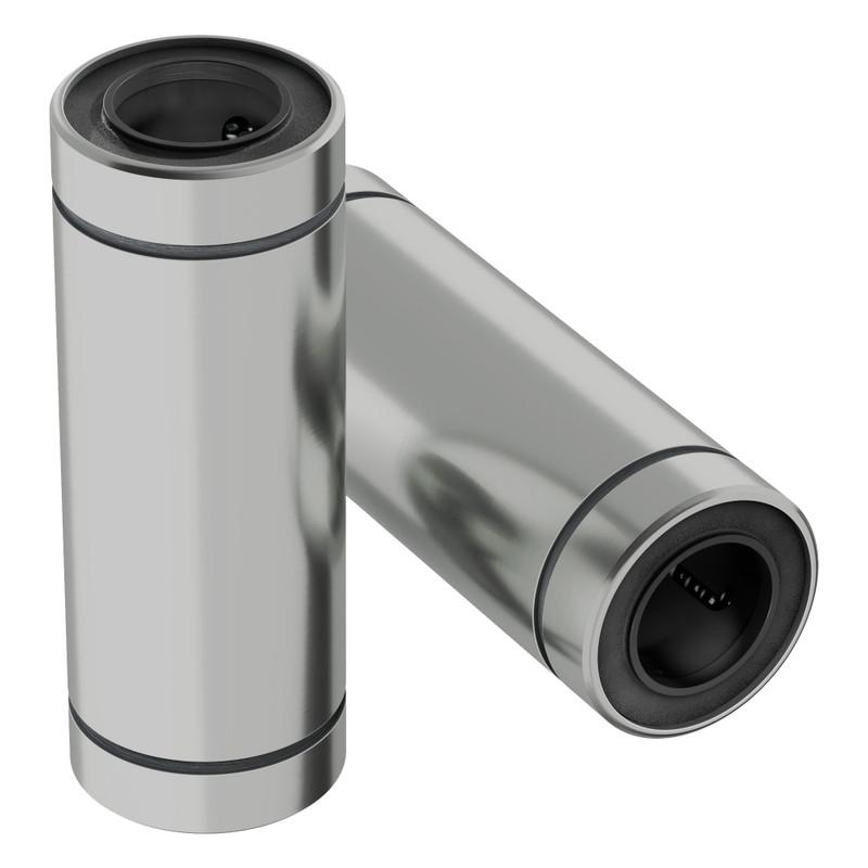 12mm ID x 57mm Length Linear Ball Bearings
