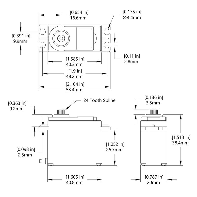HS-425BB Schematic