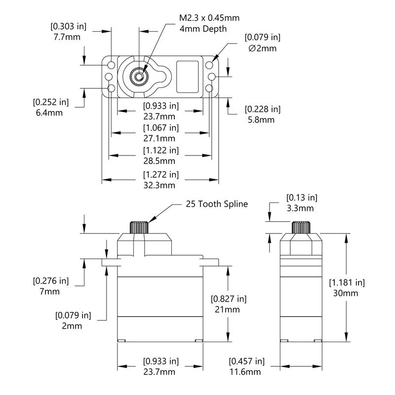 HS-5070MH Schematic