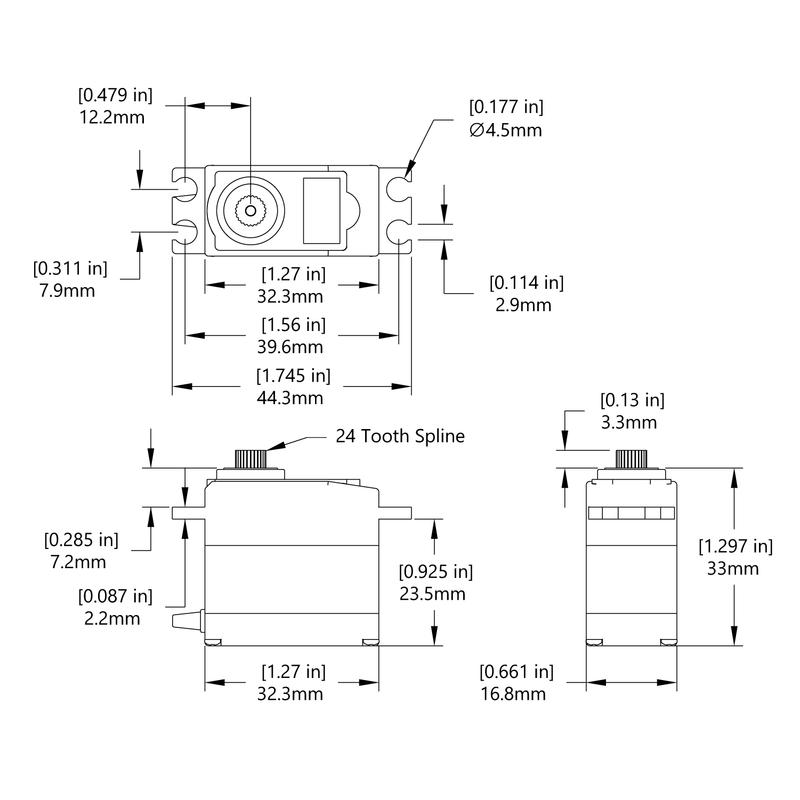 HS-225BB Schematic